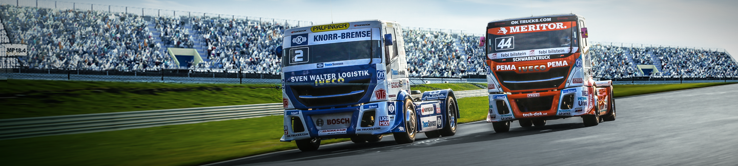 IVECO triumphs at the FIA European Truck Racing Championship 2018