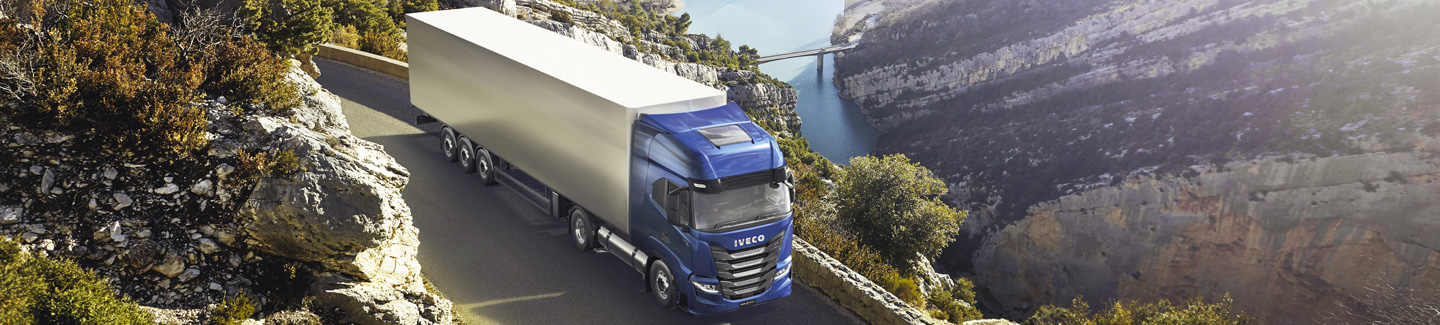 IVECO S‑WAY Natural Power | Drive the new way