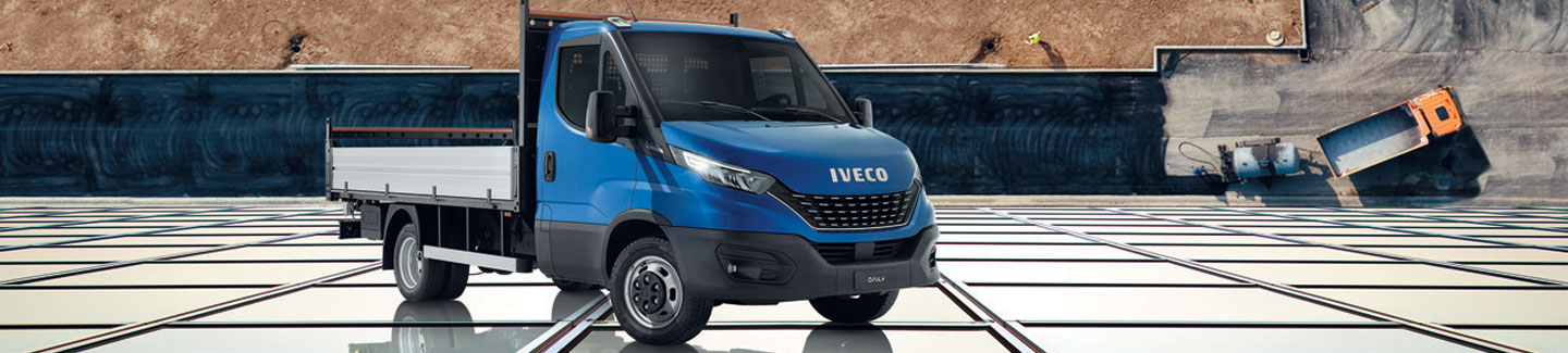 IVECO Daily Châssis-Cabine | Solutions de transport