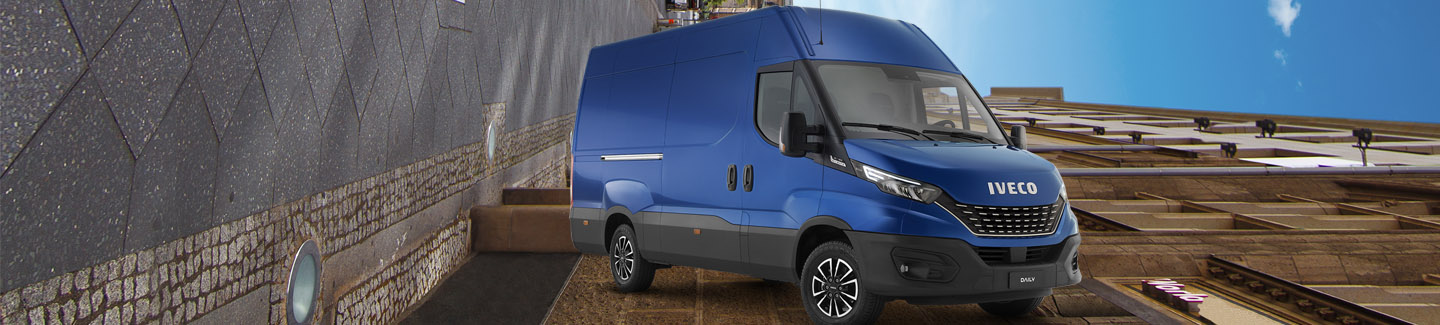 IVECO Daily Hi-Matic | Options et packs