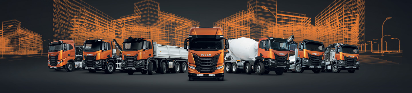 IVECO X-WAY | Drive the new way