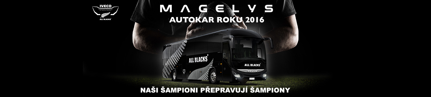 Iveco Bus All Blacks