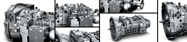 Eurocargo - Силовая линия - Автоматическая коробка передач