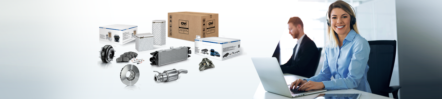Overview - IVECO Parts & Service