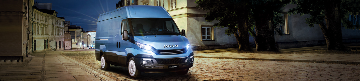 Electric vehicle - Iveco Daily electric