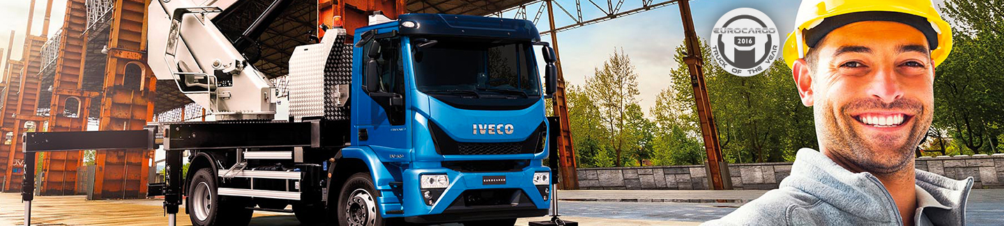 Reliability Eurocargo Truck Iveco