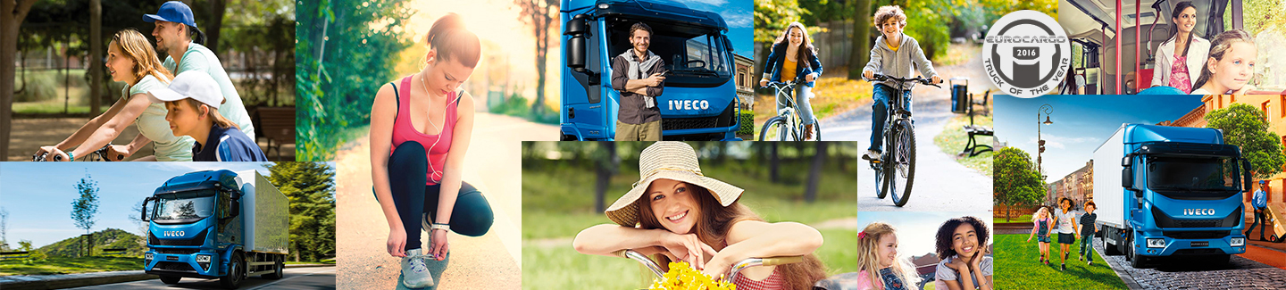 Sustainability Eurocargo truck Iveco