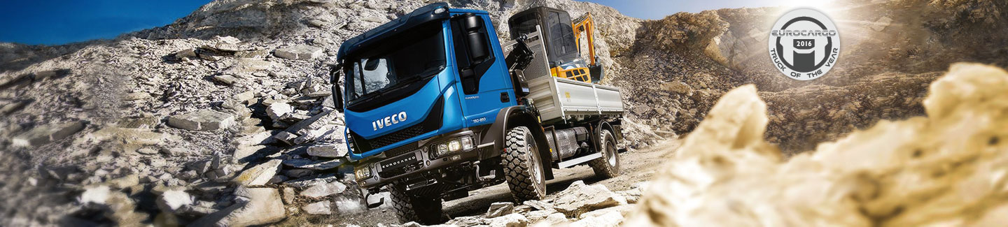 Eurocargo 4x4 Kamion Iveco
