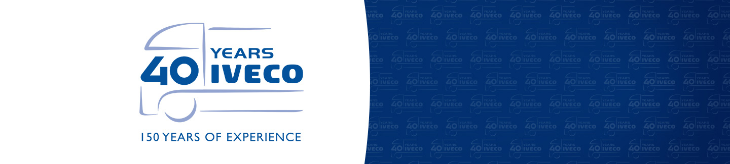 Iveco 40 years of excellence, 150 years of experience