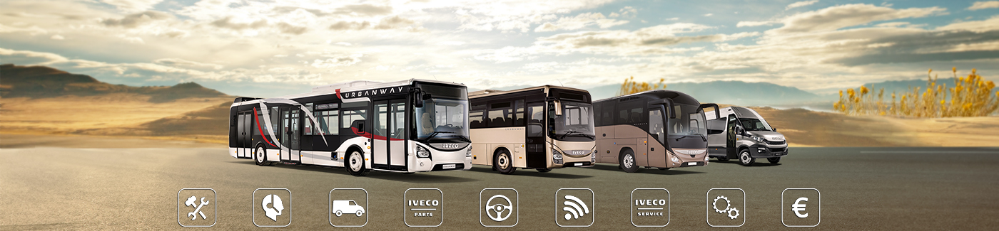 Iveco Bus - Ettermarked