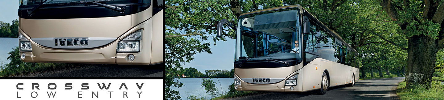 Iveco Bus - Crossway Low Entry