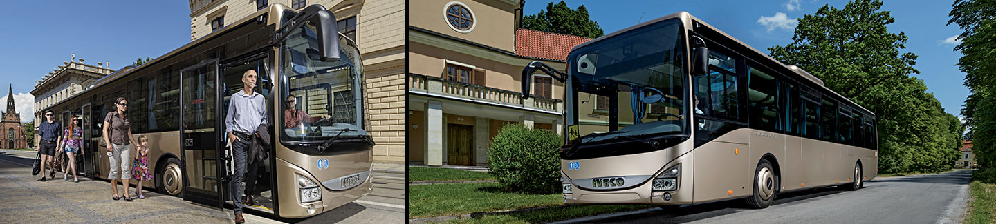 Iveco Bus Intercity range
