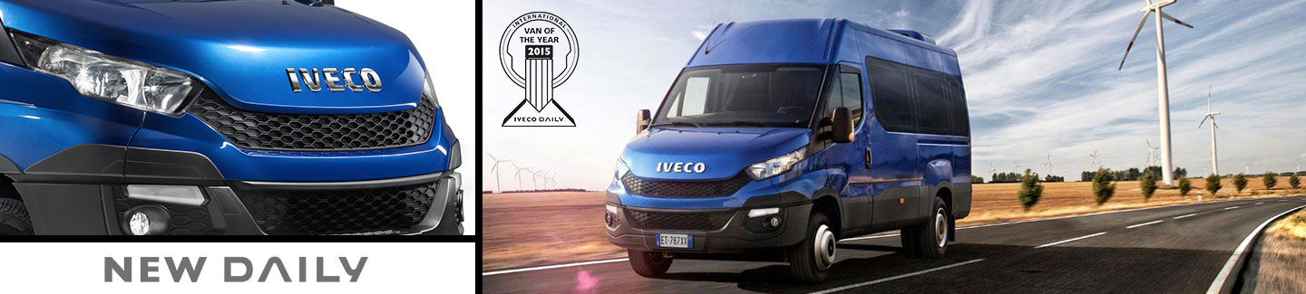 Iveco Bus - Daily MiniCAR