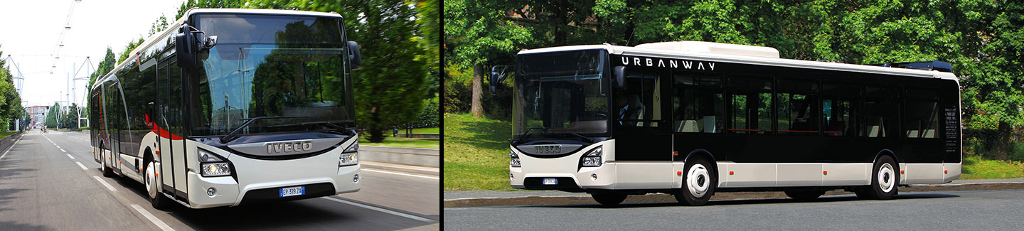 Iveco Bus - Gama City