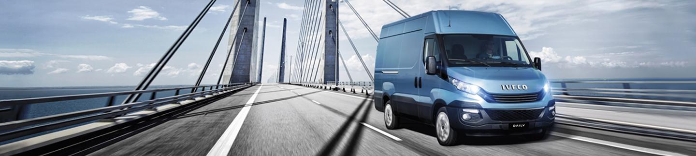 Der IVECO Daily Kastenwagen - Nachhaltige Technologie