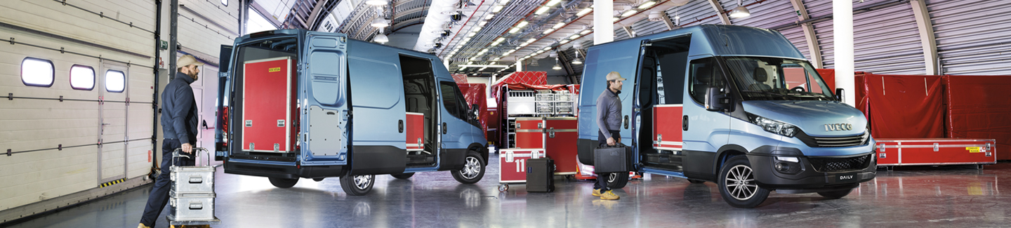 New van Daily IVECO - your business partner