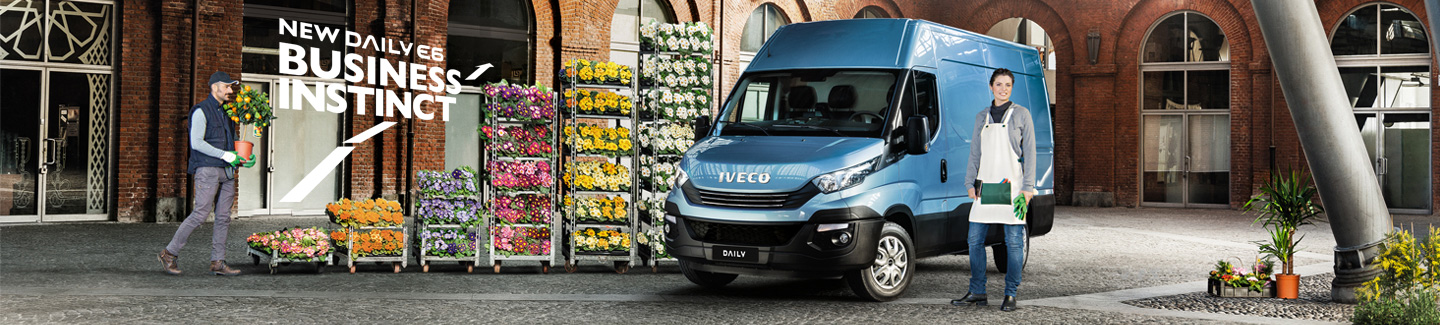 furgon Daily IVECO