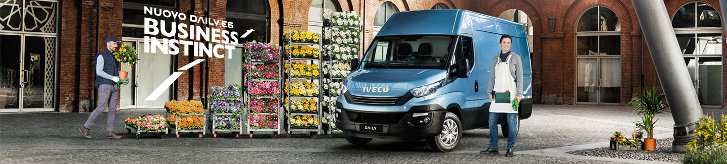 IVECO Daily furgone