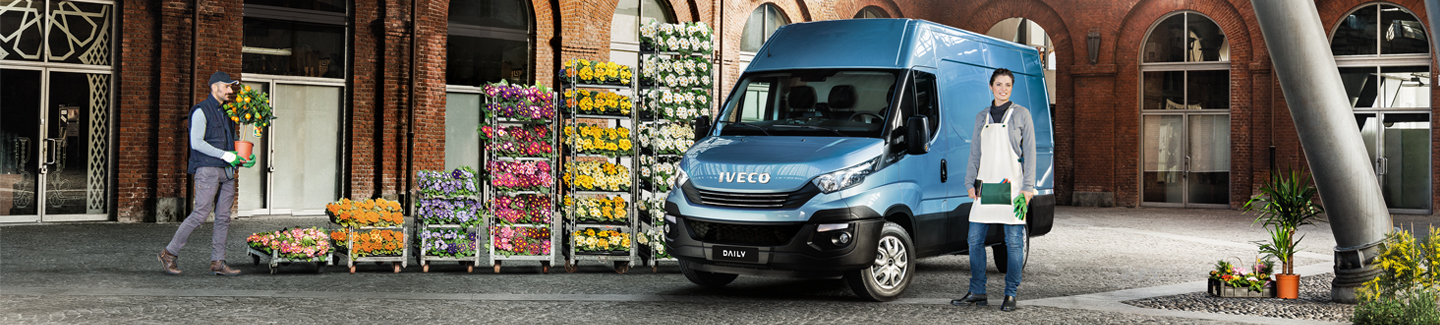 IVECO Daily ван