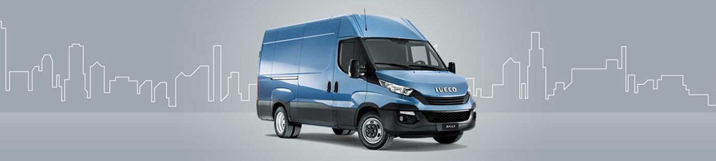 New van Daily IVECO - high payloads for your transport business