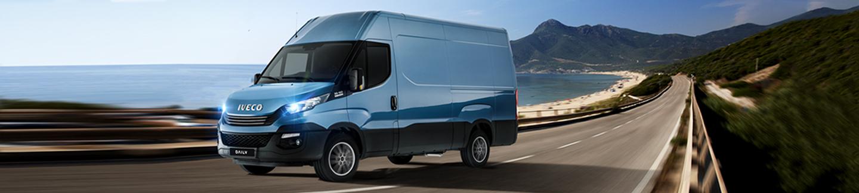 Der IVECO Daily Kastenwagen - Performance für Ihr Transportunternehmen