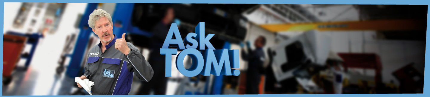 Iveco Parts - Ask TOM!