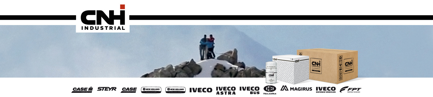 Pièces d'origine Iveco-Together we are stronger-Ensemble nous sommes plus forts