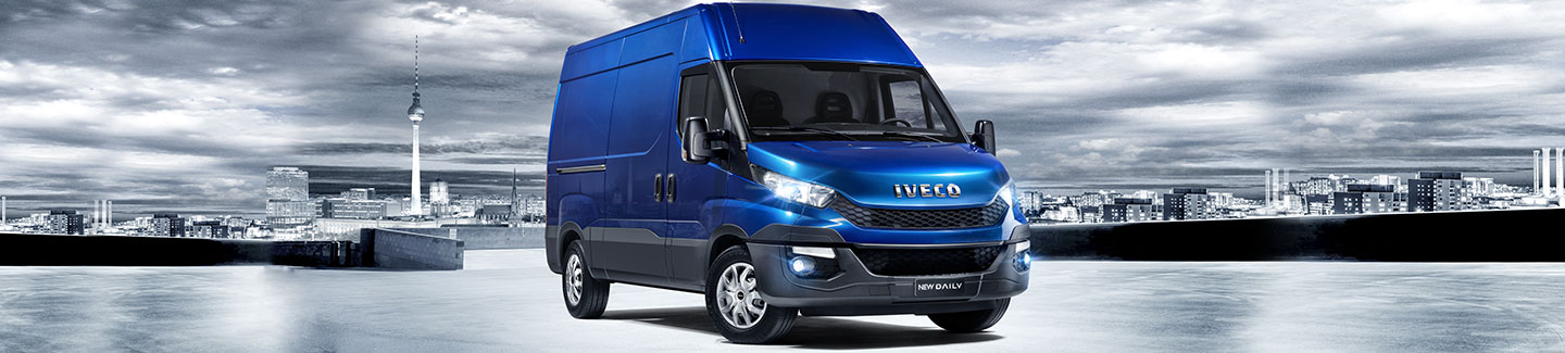 iveco daily pr sentation du nouveau daily iveco. Black Bedroom Furniture Sets. Home Design Ideas
