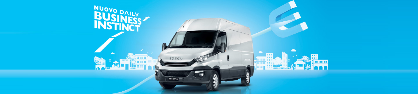 Iveco Daily Electtrico