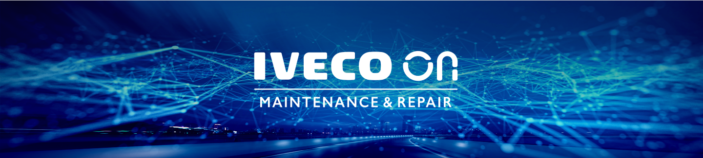 IVECO ON MAINTENANCE & REPAIR