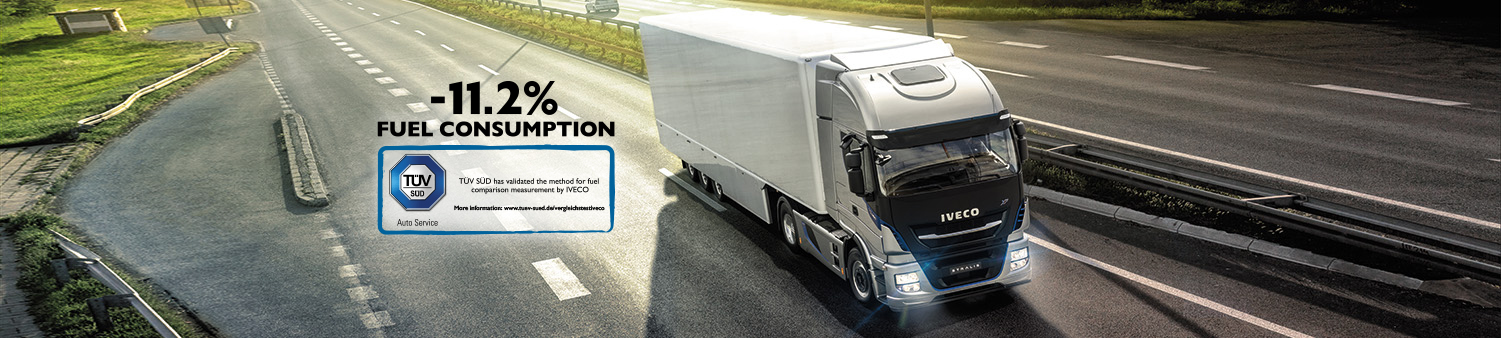 Technology and value - New truck STRALIS XP IVECO