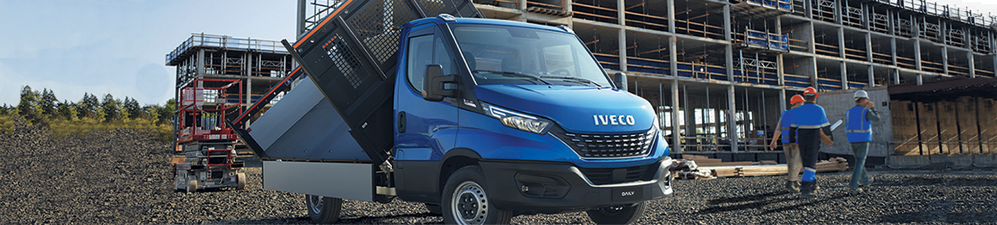 IVECO new Daily Order & Drive