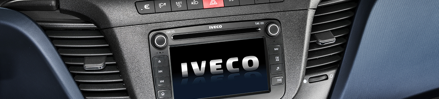 Iveco Genuine Parts - New Daily
