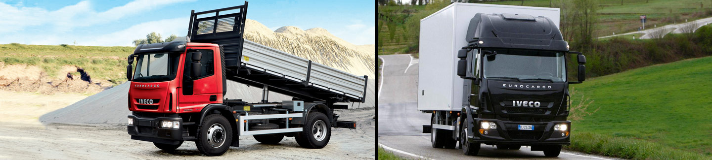 Eurocargo: perfect for any challenge