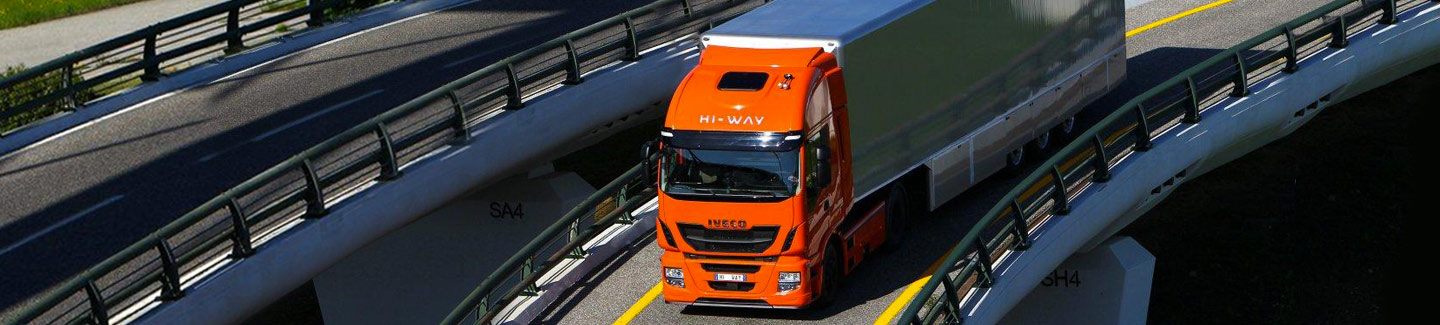 The Stralis Hi-Way: efficient on the road and quarry too