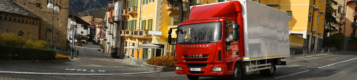 Eurocargo Euro VI. Perfect for every situation