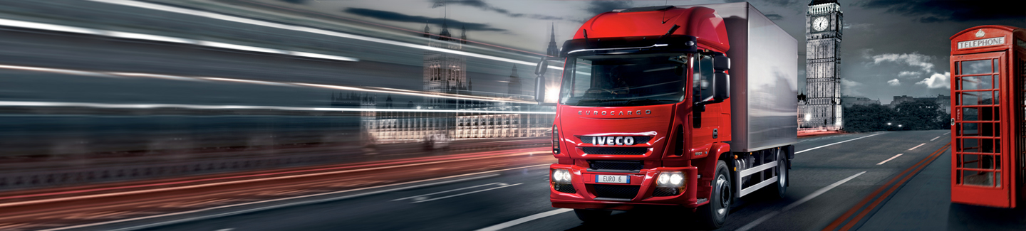 New Eurocargo Euro VI. Perfect for every situation