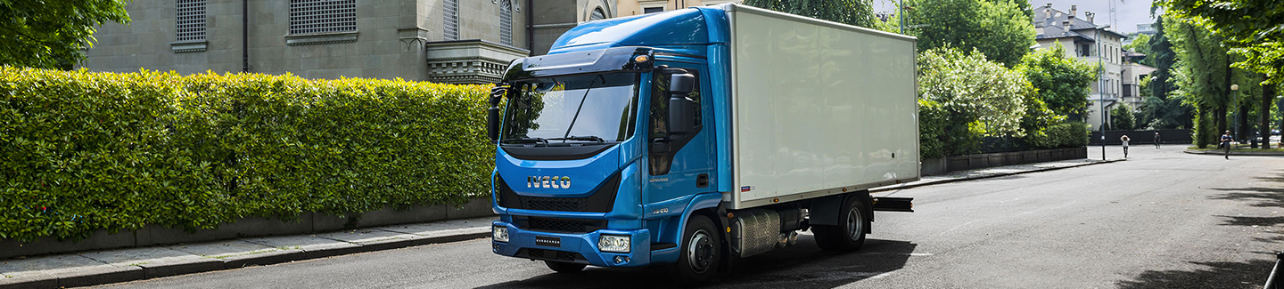 New Eurocargo: The truck the city likes