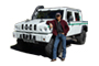 The Iveco LMV for Terence Hill