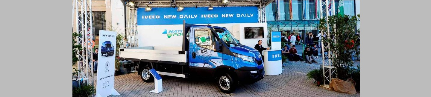 Iveco at the Salone del Gusto and Terra Madre 2014