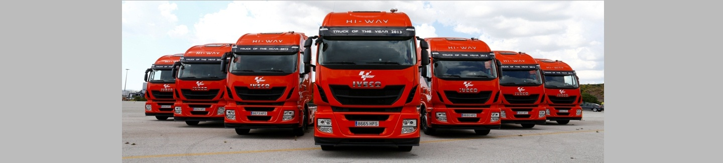 "Iveco confirms role as ""Trucks & Commercial Vehicles Supplier"" for MotoGP 2014"