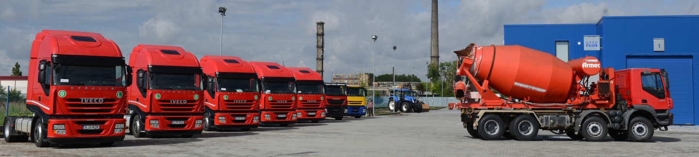 New Iveco Used Vehicles Centre opens in Pantelimon, Romania