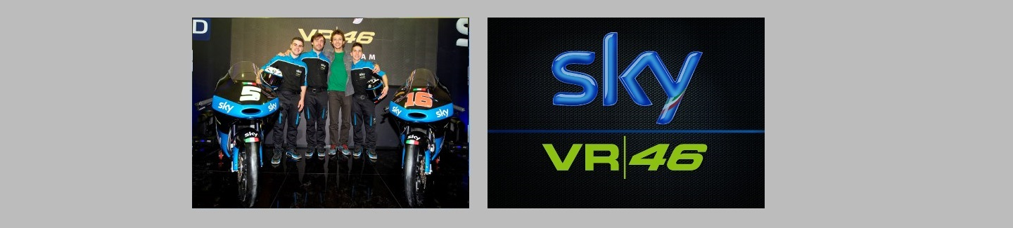 Iveco confirms role as Official Supplier of Sky Racing Team VR46