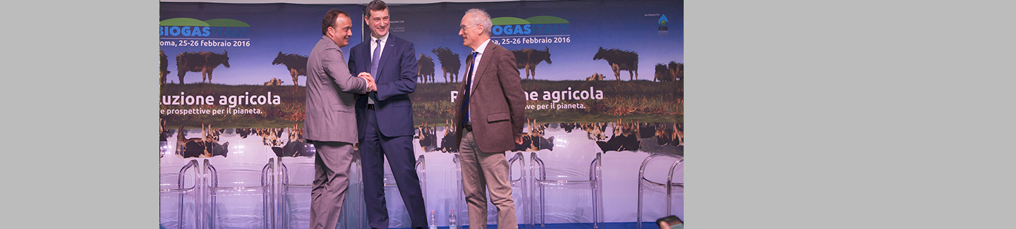 Iveco signs agreement with Italian Biogas Consortium on environmental sustainability