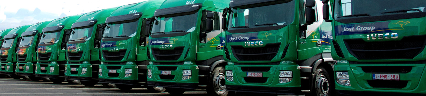 Jost Group signe un accord d'approvisionnement de 500 camions Stralis NP IVECO