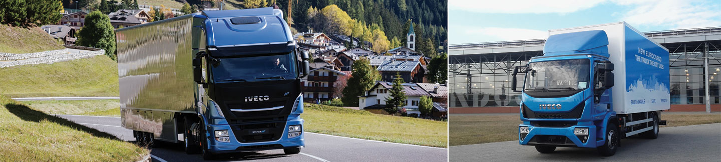IVECO ready for new German subsidies with full range of eligible CNG and LNG trucks