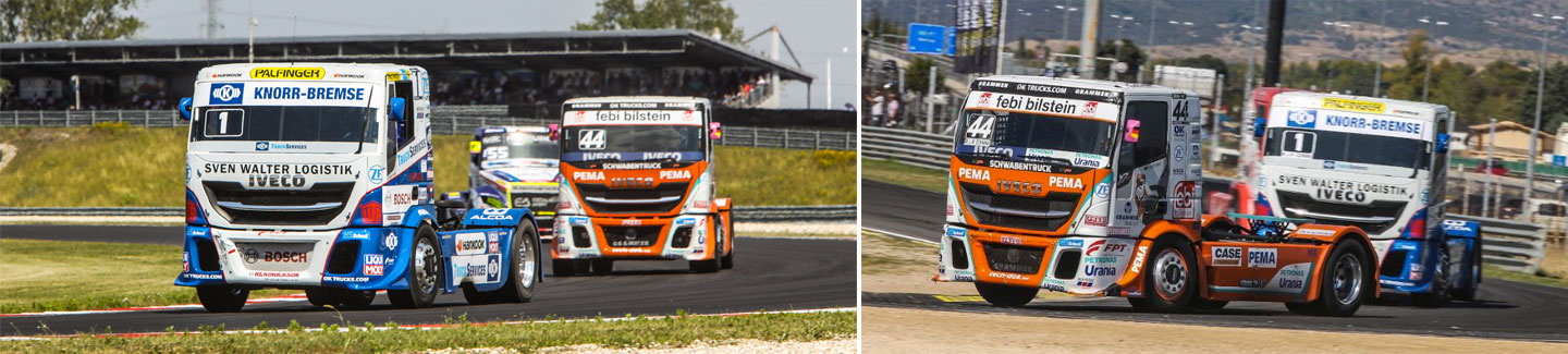 IVECO claims victory at the FIA European Truck Racing Championship 2019