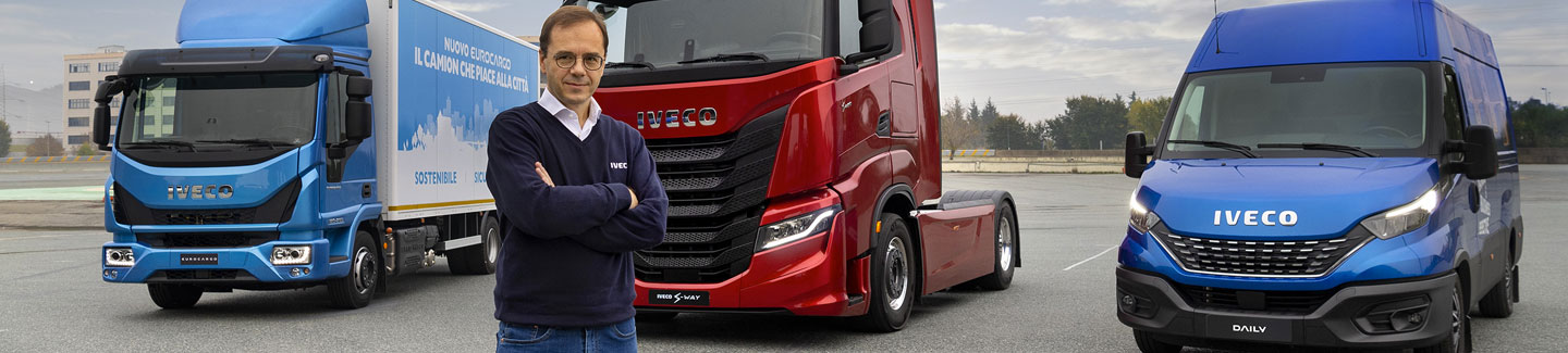 IVECO announces appointment of new Brand President