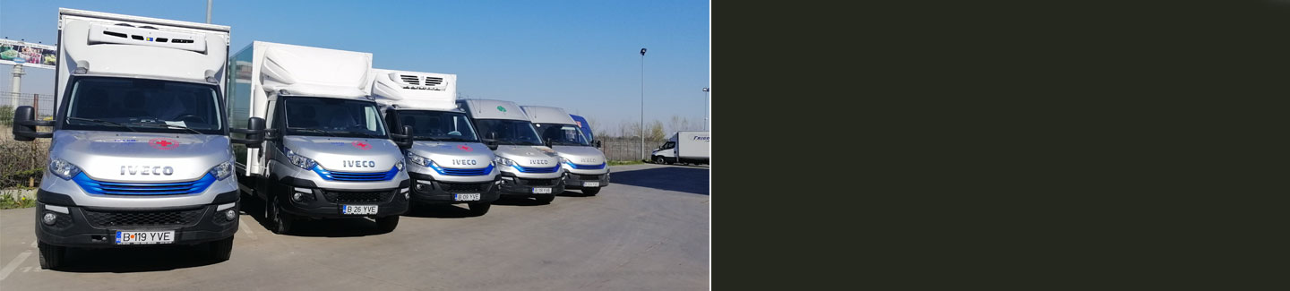 COVID-19: IVECO at the local communities' side to counter the spread of the virus in Europe