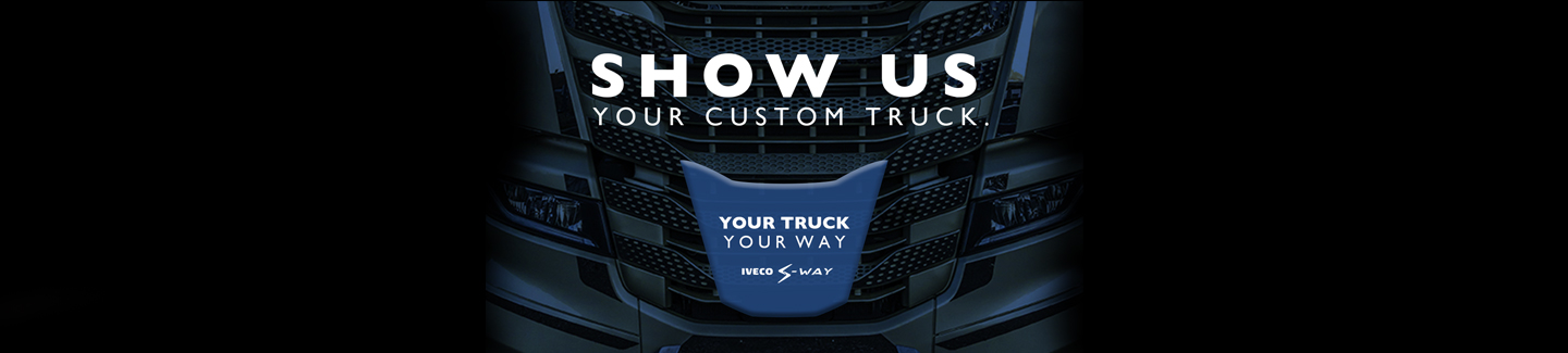 """Your Truck Your Way"": the new social media initiative for the IVECO community"